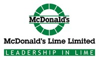 Mc Donald's Lime Logo